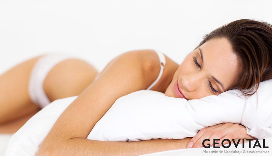Regenerativ schlafen hält uns gesund!